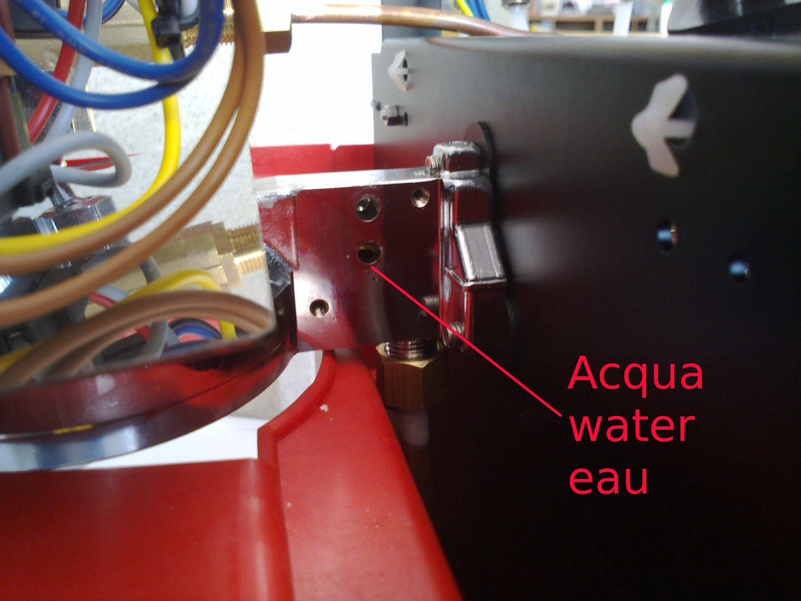 Elektros Vendita Online Macchine Da Caff Water Well Pressure Switch And Tank Problems Pictures To Pin On Click Enlarge