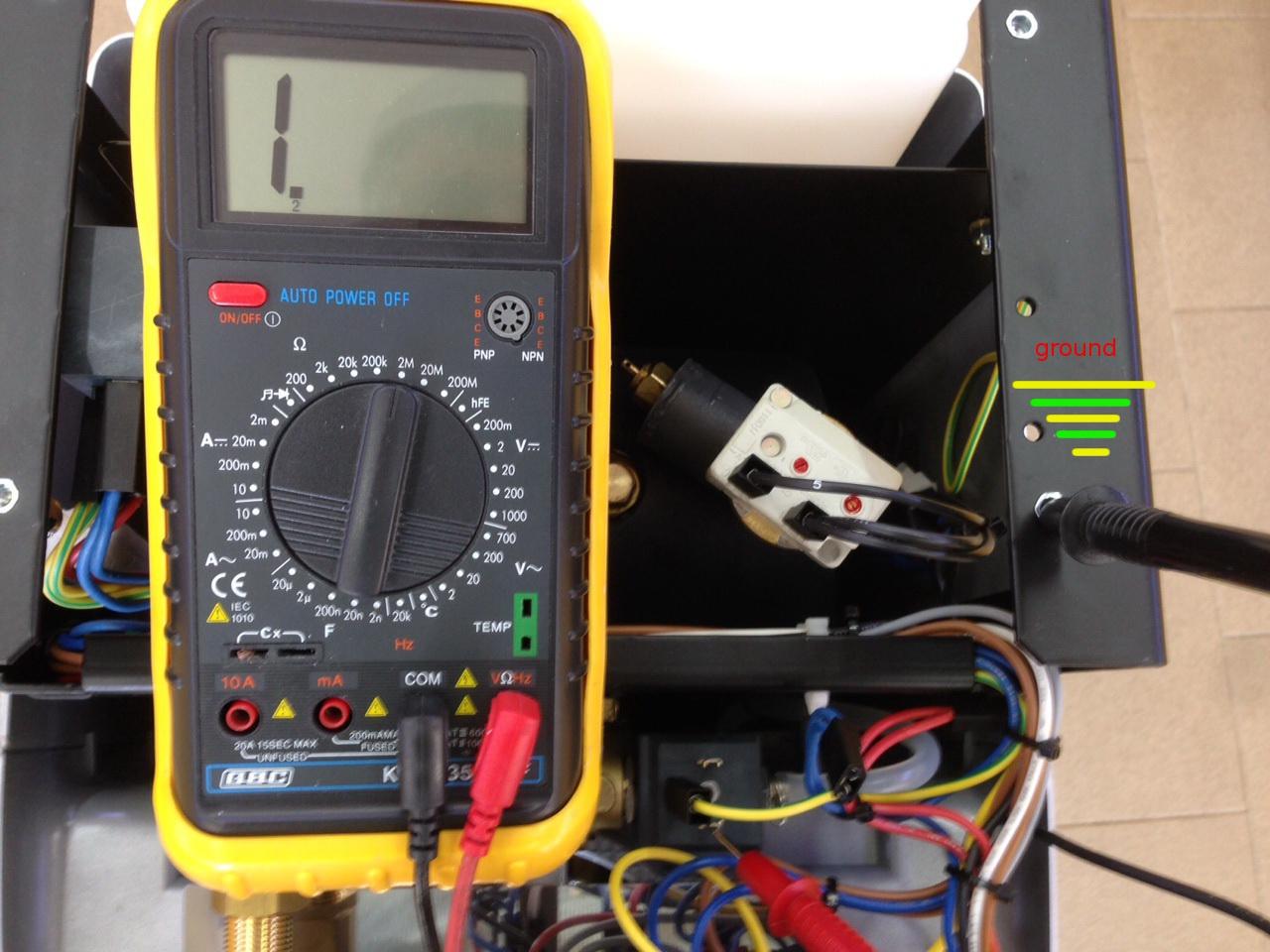 Elektros Vendita Online Macchine Da Caff Rcd 200 Wiring Diagram 3 Ways Solenoid Valve