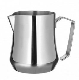 Milk pitcher 50 cl. Motta mod Tulip inox