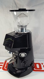 Coffee grinder FIORENZATO F64 E BLACK Hopper 250 gr.