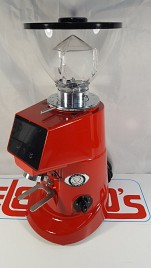 Coffee grinder FIORENZATO F64 E RED Hopper 250 gr.