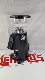 Coffee grinder FIORENZATO F4 E NANO Black MATT TOUCHSCREEN Display Hopper 250 gr.