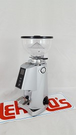 Coffee grinder FIORENZATO F4 E NANO Grey TOUCHSCREEN Displays Hopper 250 gr.