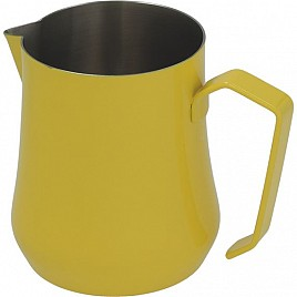 Milk pitcher 50 cl. Motta mod Tulip yellow