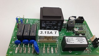 Electronic unit  Oscar 220 Volt  04901094