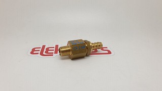 Lelit 9700014 safety valve 2 bar