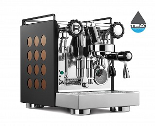 Coffee machine Rocket Espresso APPARTAMENTO Black/Copperr)
