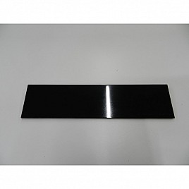 WATER TANK PLASTIC COVER OSCAR BLACK 05000164.0