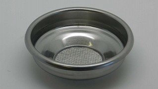 Single filter basket TYPE CARIMALI