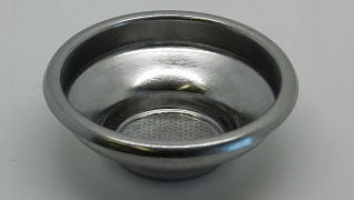 Single filter basket TYPE FAEMA