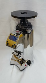 EUREKA Grinder Zenith 65 E HS CHROME SMALL HOPPER 220-230 volt 50 hz