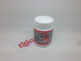 Pulycaff 70 tablets 0,5 gr.
