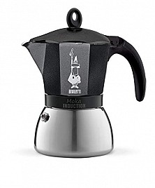 Bialetti Moka INDUCTION ANTRACITE 6 cups