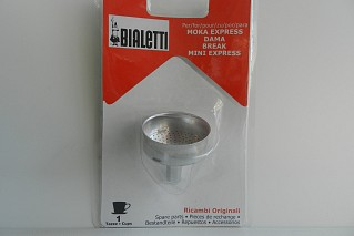 Funnel shaped filter Bialetti 1 cup