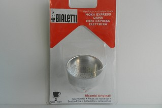 Funnel shaped filter Bialetti 2 cups