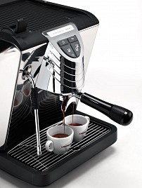 OSCAR II BLACK coffee machine NUOVA SIMONELLI