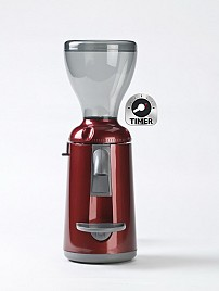Coffee grinder NUOVA SIMONELLI Grinta AMMT Red TIMER