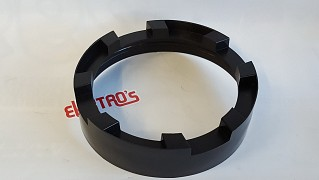 Plastic base for water softener IV and LT series