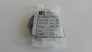 Burrs genuine spare part Mazzer Ø 58mm flat 182D
