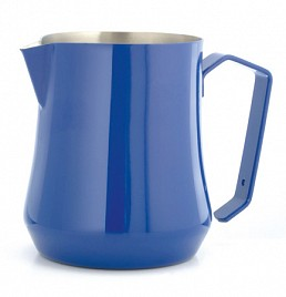 Milk pitcher 50 cl. Motta mod Tulip blue