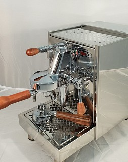 BEZZERA Coffee machine UNICA PID WOOD
