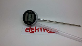 Milk digital thermometer