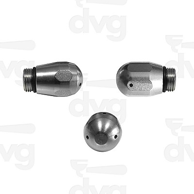 9V87237-554 Steam tip 2 holes 1,2 mm + hole lateral 1,2 mm NOT original