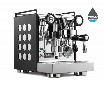 Coffee machine Rocket Espresso APPARTAMENTO Black/White Rocket Espresso