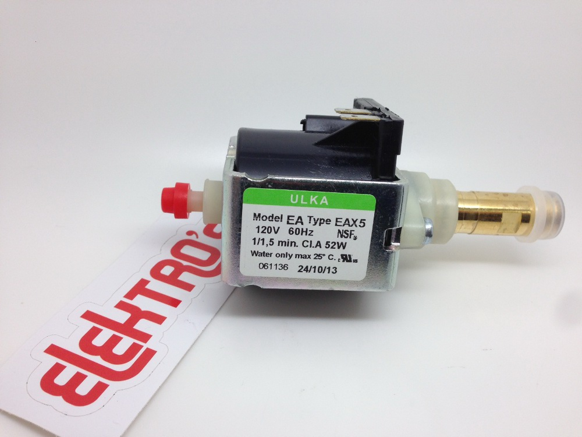 Coffee Espresso Machine Spare Part Ulka EX5 Vibration Pump